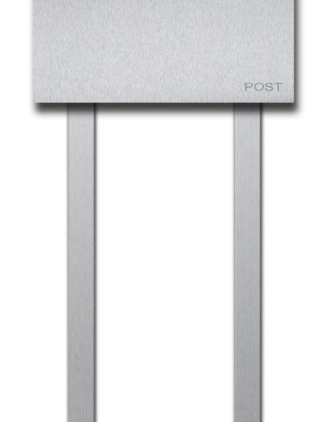 briefkasten edelstahl b1 steel freistehend briefkasten und t rklingel aus edelstahl. Black Bedroom Furniture Sets. Home Design Ideas