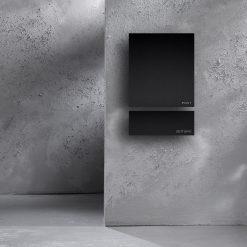 briefkasten aufputz aus edelstahl einbaubriefkasten z e. Black Bedroom Furniture Sets. Home Design Ideas