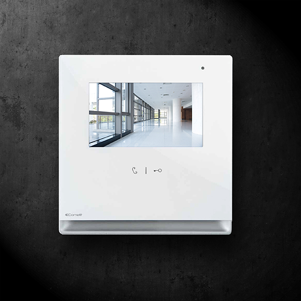 video innensprechstelle icona z e. Black Bedroom Furniture Sets. Home Design Ideas