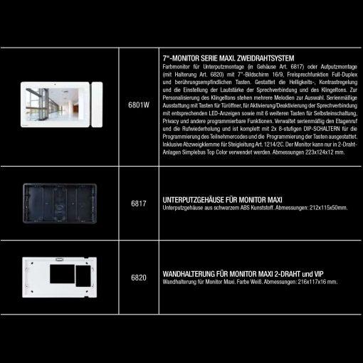 Videosprechstelle-Maxi-mit Beschreibung