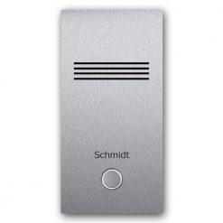 Edelstahl Türklingel Audio Klingeltaster beleuchtet Namensbeschriftung