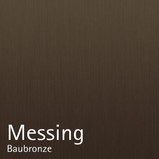 Messing Baubronze