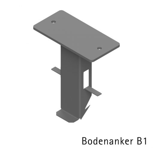 Bodenanker-B1