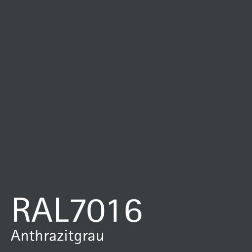 RAL7016 Anthrazit Farbmuster