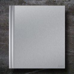 Briefkasten Edelstahl Beschriftung Wandmontage