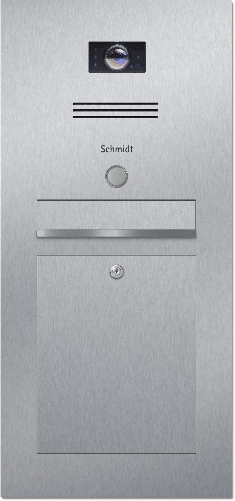 Türsprechanlage Edelstahl Konfigurator Busch-Jaeger Beschriftung Klingel