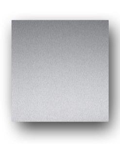 Briefkasten Edelstahl Namensbeschriftung Pulverbeschichtet Anthrazit RAL7016 DB703 Wandmontage