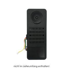 Edelstahl Briefkasten Videosprechanlage DoorBird Unterputz Elektronik